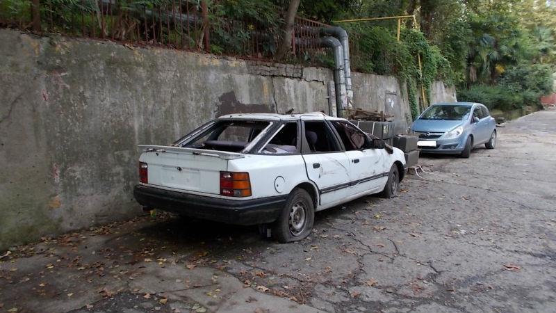 Новый закон о стоянке во дворе машин