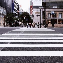 Водитель на пешеходе не пропустил пешехода