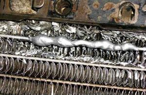 Ремонт радиатора паяльником
