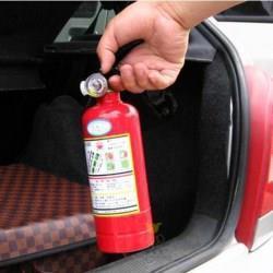 Что делать при проверке огнетушителя
