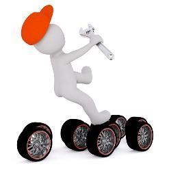 Почему на машину не следует ставить разные шины