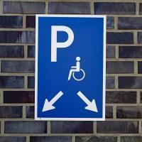 Правила парковки инвалидов