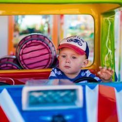 Как зарегистрировать машину на ребенка