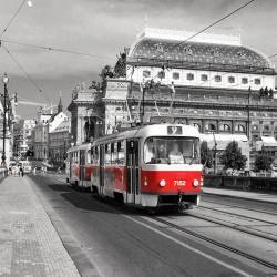 Права на право вождения трамвая