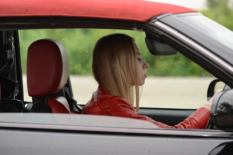 Вождение автомобиля во время беременности