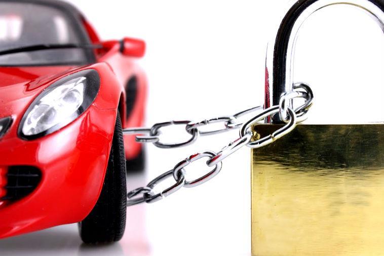 как узнать в кредите ли машина
