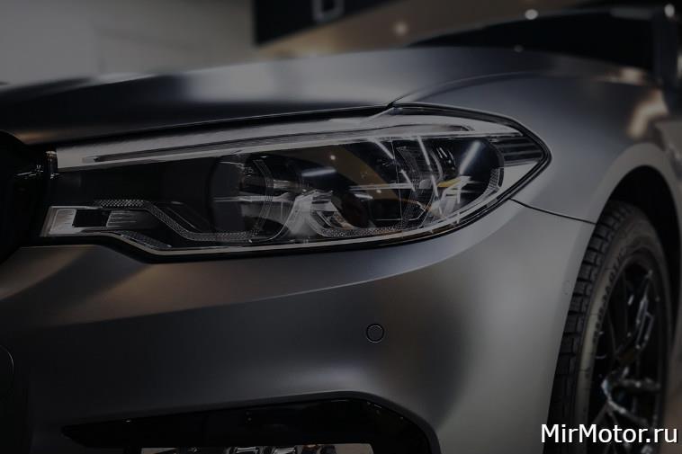 Матовое покрытие автомобиля: достоинства и недостатки